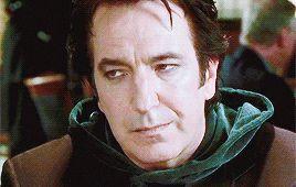 "Alan Rickman as the Metatron (Angel/voice of God) in ""Dogma"" 1999"