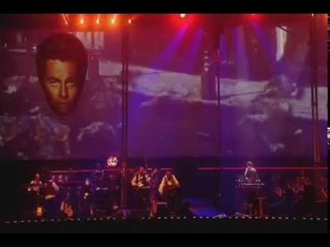War of the Worlds live on stage Jeff Wayne Richard Burton Justin Hayward...