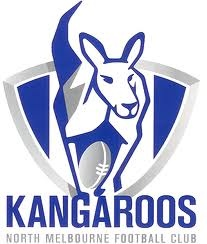 north melbourne kangaroos logo - Google Search