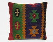 moroccan cushion cover 18x18 decorative pillow upholstery fabric stripe pillow cover tribal pillow couch throw pillow sofa pillow case 29864