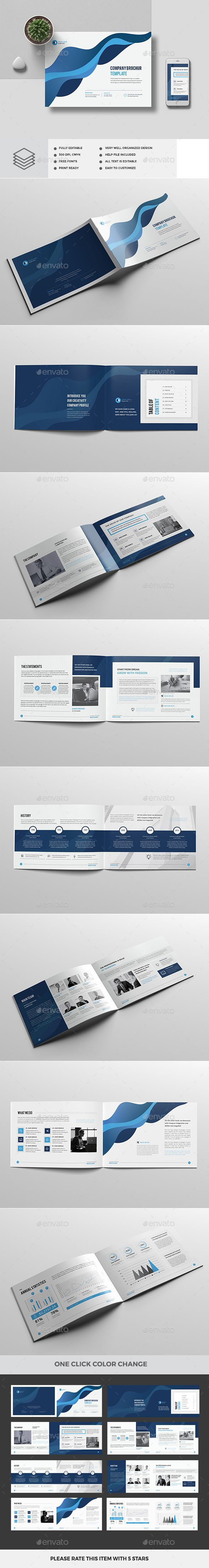 A4 Landscape Company Profile 16 Pages V2 - Corporate Brochures Download here : https://graphicriver.net/item/a4-landscape-company-profile-16-pages-v2/19454253?s_rank=74&ref=Al-fatih