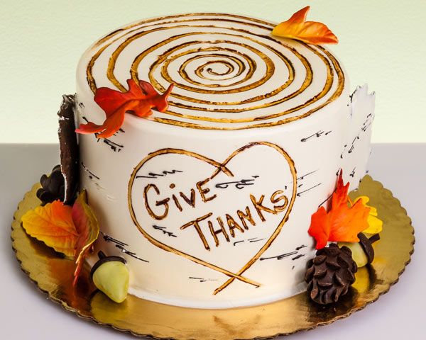 12 Thanksgiving Cakes We Are Grateful For