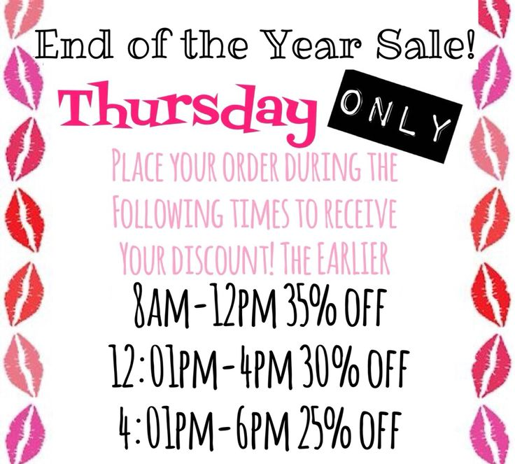 WHO WANTS A HUGE DEAL!?!? June is the end of Mary Kay's