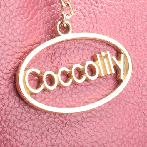 Coccolily, pink bags, pink handbags.  Coccolily Stationary.
