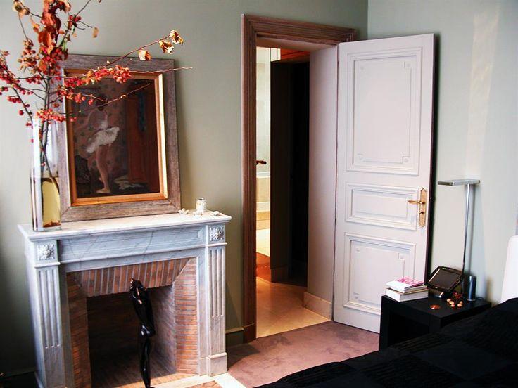 17 meilleures id es propos de chemin es en marbre sur pinterest relooking - Decoration de cheminee ancienne ...