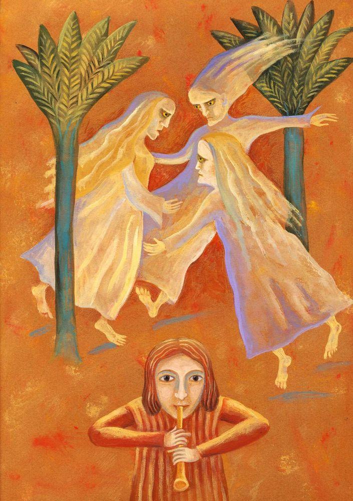 Pohádky ze Středověku I