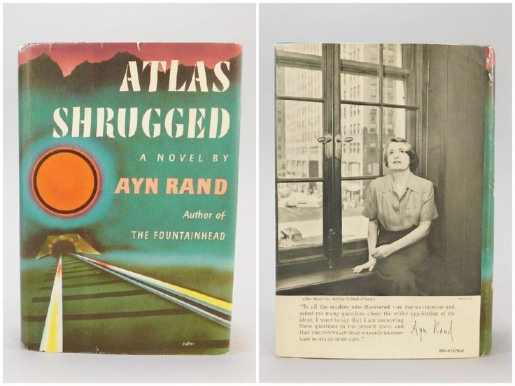 an analysis of themes in atlas shrugged a novel by ayn rand A novel that completely changed how i thought about the world the first time i read it  atlas shrugged by ayn rand rating:  he was whistling the theme of the.