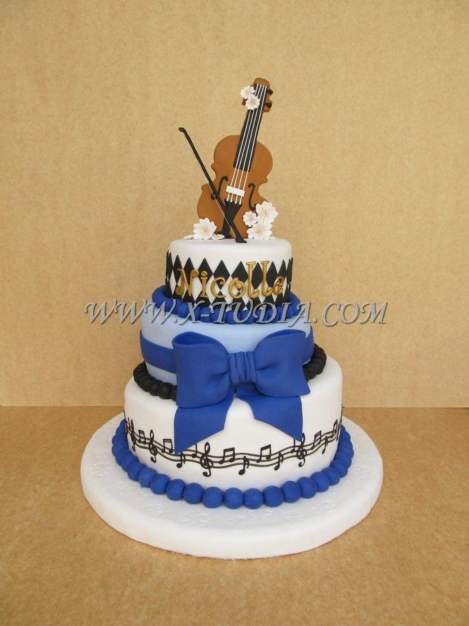 CAKE VIOLIN
