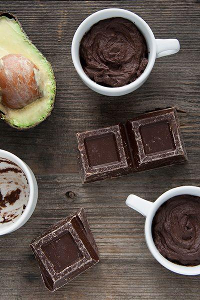 Ricetta Mousse di cioccolato e avocado - Labna