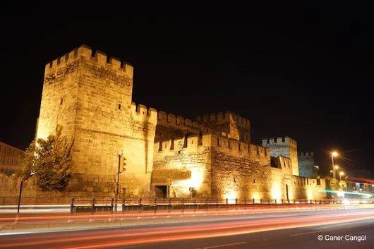 Kayseri Castle, Turkey