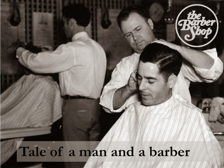A man went to a #barbershop to have his #hair and his beard cut as always. He started to have a #good conversation with the barber who attended him...