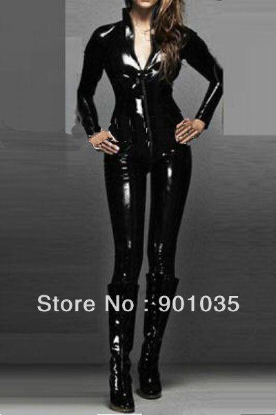 FREE SHIPPING S-2XL 9113 Catwoman Cat Woman Costume Ladies Supergirl Superhero & Villain Fancy Dress pvc costume #Affiliate