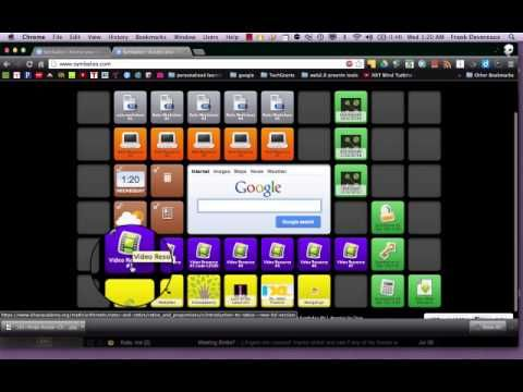 Technology Coach and Information Technology teacher integrates MasteryConnect with Symbaloo so students can move through content according to their mastery level!