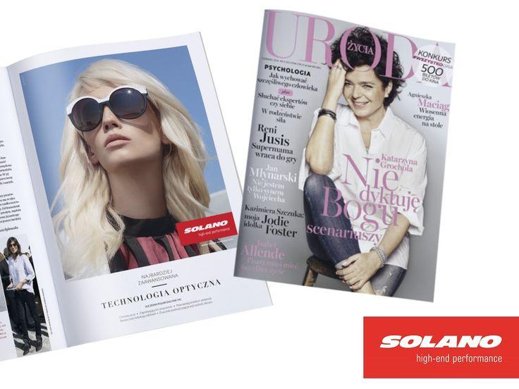 Uroda Życia Magazine #press #magazine #lifestyle #layout