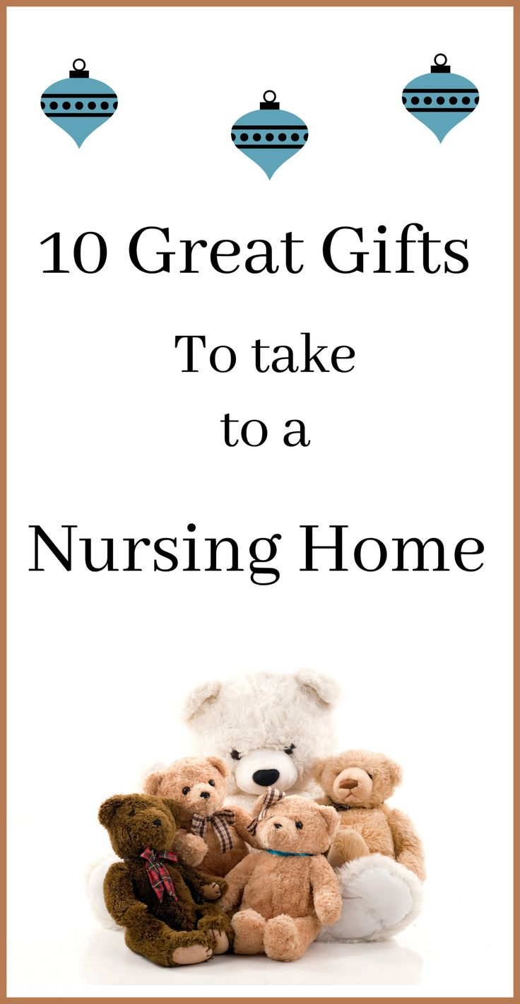 Best gifts to take to a nursing home these gift ideas are