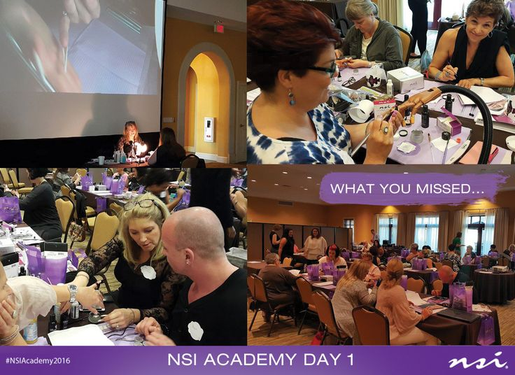 Day 1 of our NSI Academy held in Orlando, FL from June 1