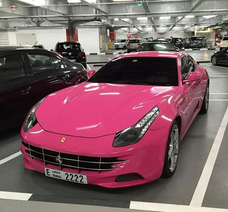 272 Best Images About Cars On Pinterest: 25+ Best Ideas About Hot Pink Cars On Pinterest