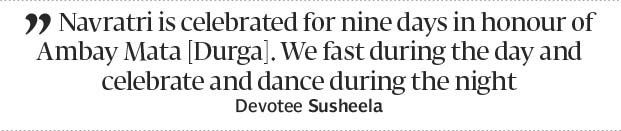 Navratri celebrations No Ram Leela this year out of respect for Muharram - The Express Tribune