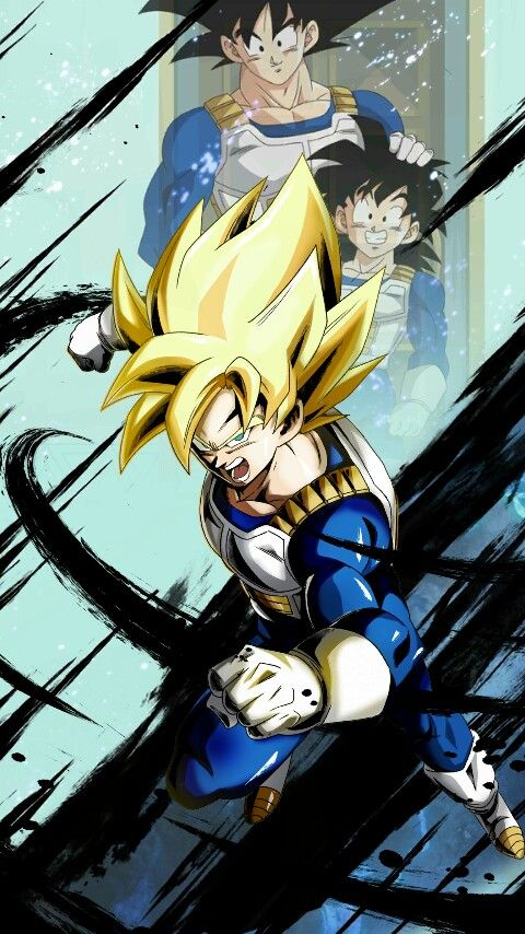 Pin by Son Goku サレ on Dragon Ball Legends Characters