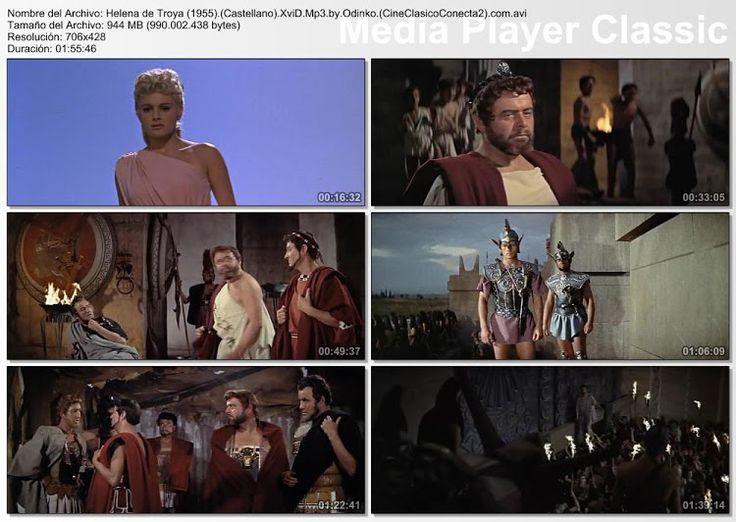 Imagenes de la película: Helena de Troya | 1956 | Helen of Troy