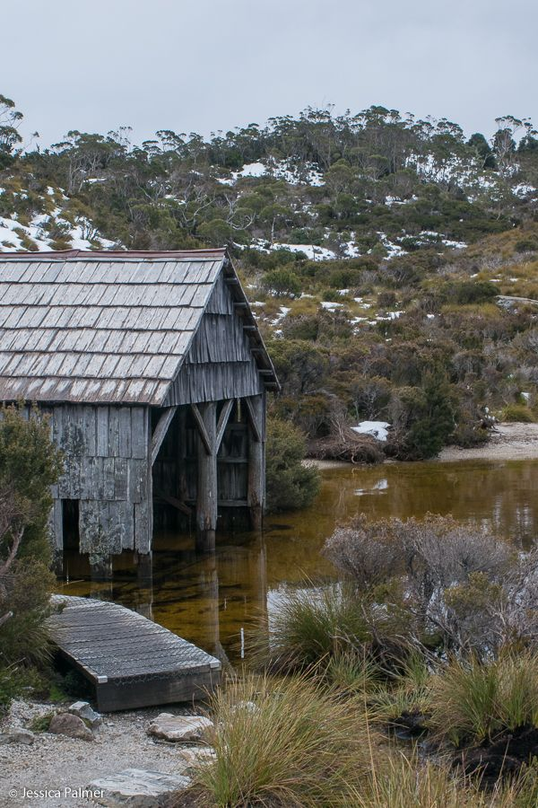 The Dove Lake Circuit Walk - Cradle Mountain-Lake St Clair National Park in Tasmania