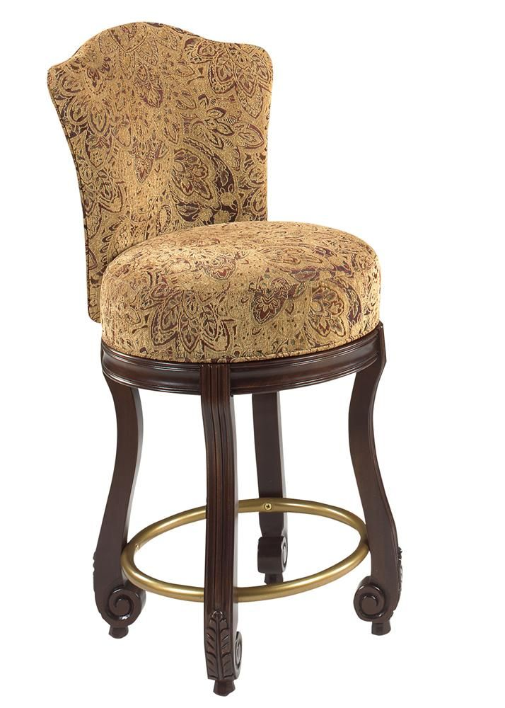 Inspirational Queen Anne Bar Stools