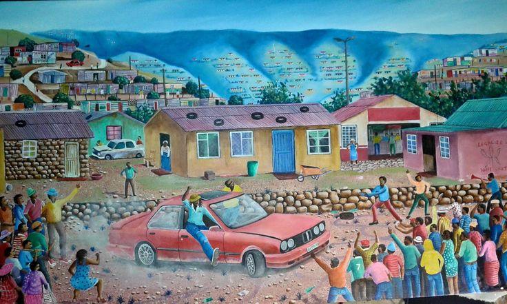 Siyabonga Sikosana Soth Africa #artist