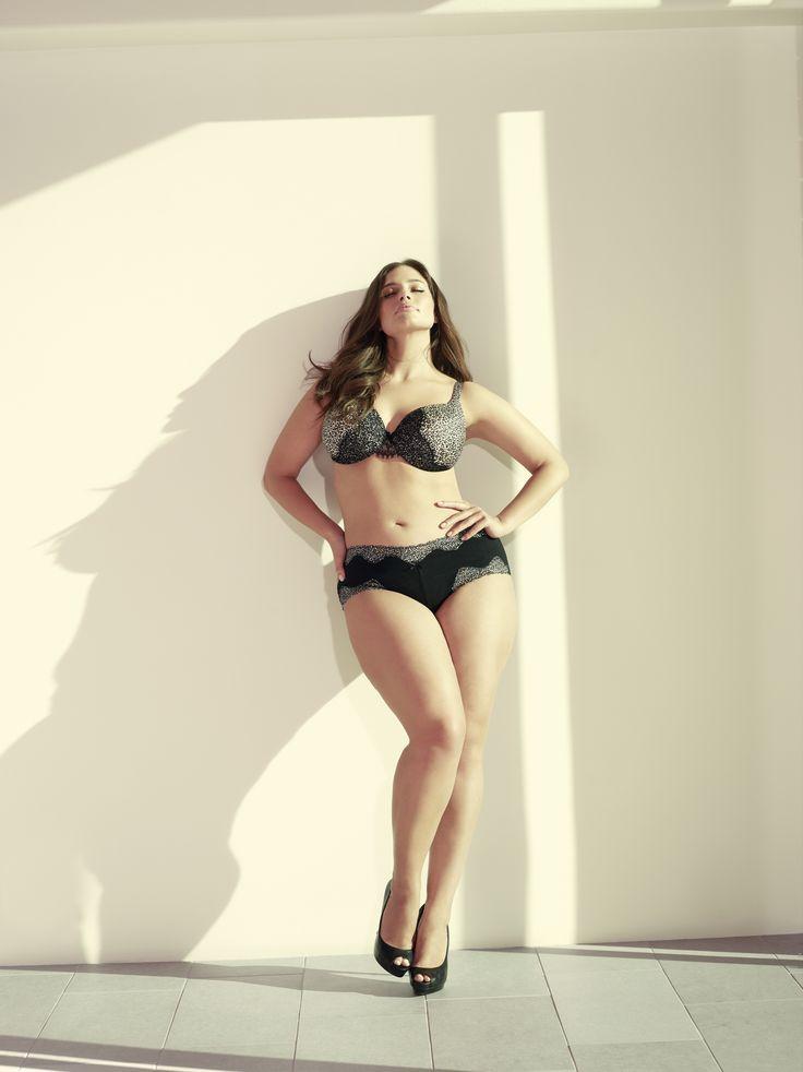 Addition Elle, Summer 2013, Lookbook, plus size, clothing, trends, fashion, plus size lingerie, bras, panties