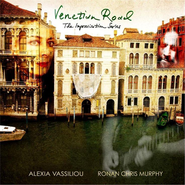 Αλέξια Βασιλείου – Venetian Road new cd