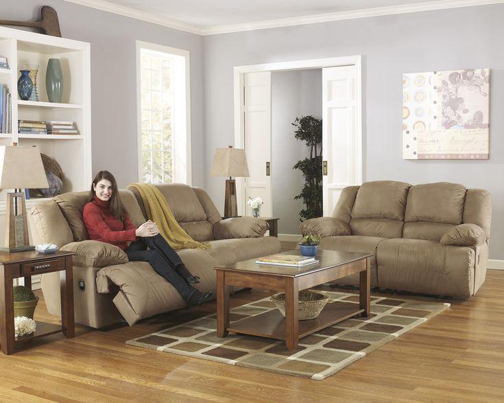 Hogan – Mocha Reclining Living Room Group by Signature Design by Ashley Hogan – Mocha Reclining Living Room Group by Signature Design by Ashley