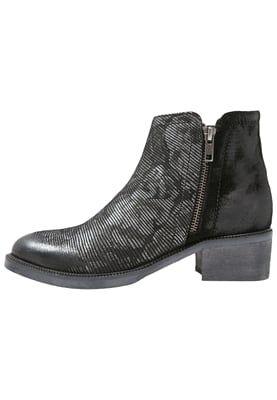 Bottes À Lacets. N ° 687 Passion Chaussure Noire xR0B1rioK