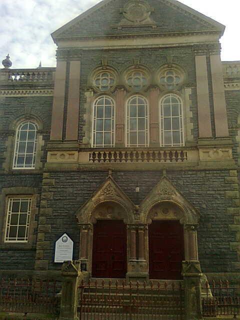 Welsh Congregational Chapel, Aberystwyth