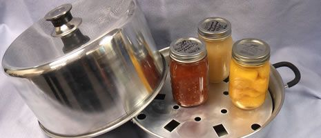How to Use an Atmospheric steam canner with Martha Zepp, Master Preserver