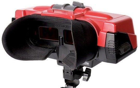 Virtual Boy (Foto: Nintendo (Reprodução))