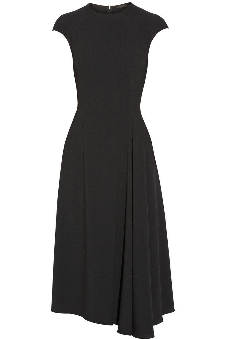 The Row | Koto crepe dress