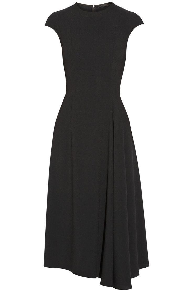 Love this dress and the way it hangs, but would like longer sleeves