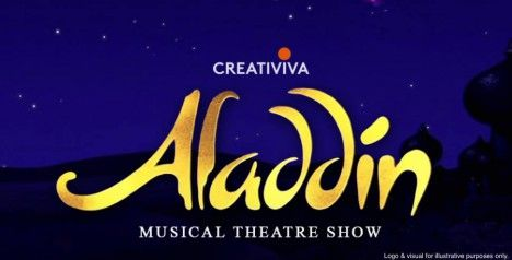 Creativiva Aladdin Audition