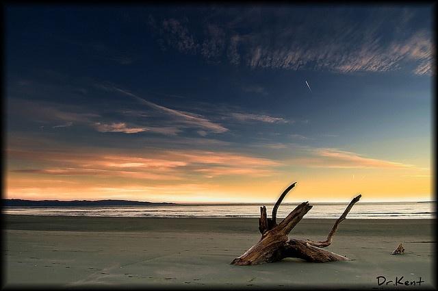 Tahunanui Beach, Nelson, New Zealand