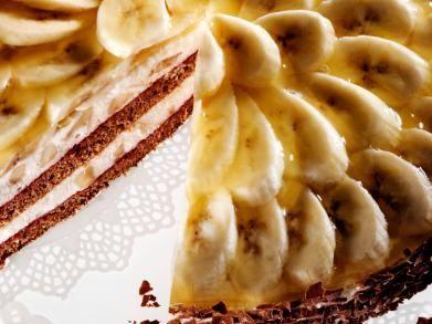 Bananentaart (Libelle Lekker!)