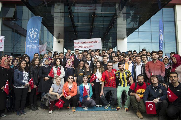KYK Çanakkale Sinema Günleri Etkinlikleri Açılış Programı'na katıldık.