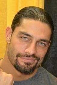 Roman- UGH! What beautiful eyes!! I'd love to meet him! Too bad he's married!! LOL