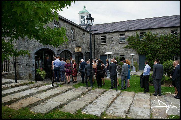 Wedding at Ballymagarvey Village