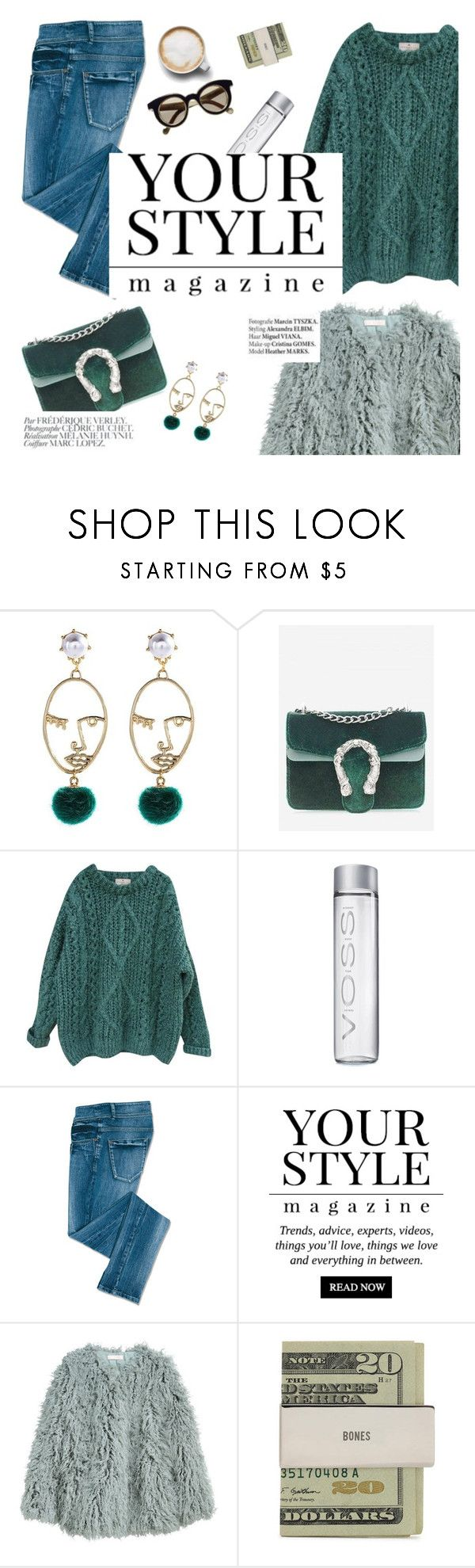 """your style"" by lux-life ❤ liked on Polyvore featuring Essentiel, Pussycat, Bela, H&M, Haute Hippie, Caffé, Isson and Jack Spade"