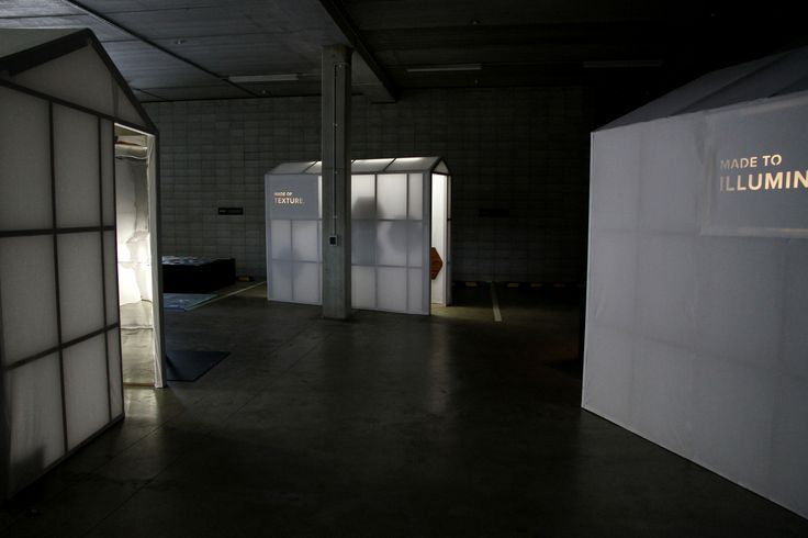 Installation design for BoConcept and Urbis Design Day