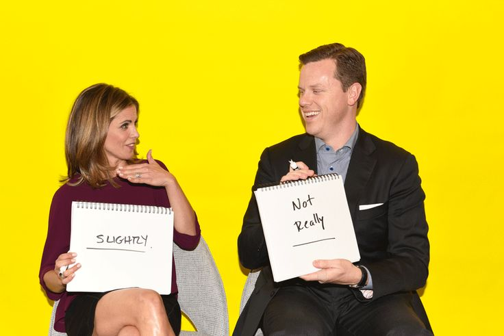 Are you afraid of the dark? | Natalie Morales And Willie Geist Give Us Their Brutally Honest Opinions