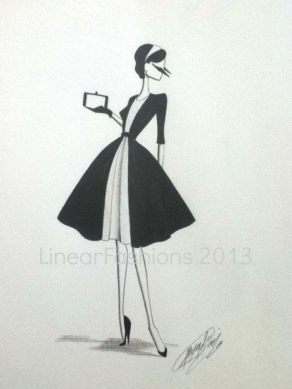 Fashion Style Drawing