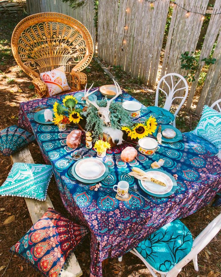 Outdoor Weddings Do Yourself Ideas: 2677 Best Bohemian Decor Images On Pinterest