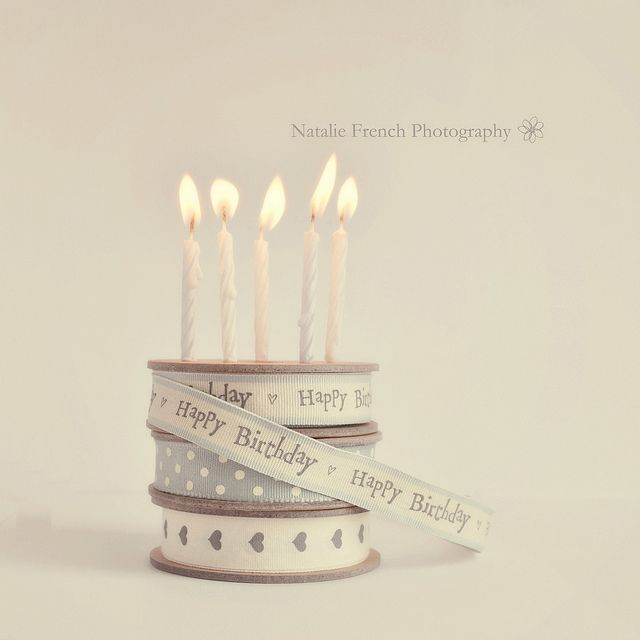 "Happy Birthday "" To Me ""   ♥ ♥ ♥ by ::The Shabby Photographer::, via Flickr"