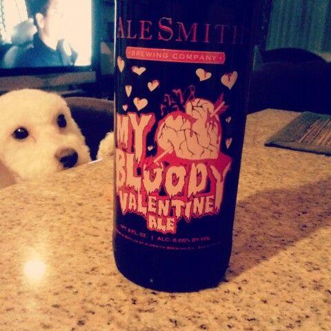 my bloody valentine beer recipe