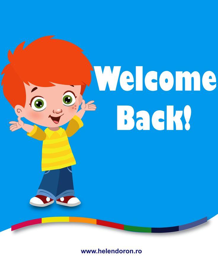 Bună dimineața! Vă dorim o săptămână cu spor și veselie! Începând de astăzi, 05.01.2015, reluăm cursurile de #limba #engleză și vă așteptăm să ne bucurăm împreună de efectele metodei Helen Doron English!
